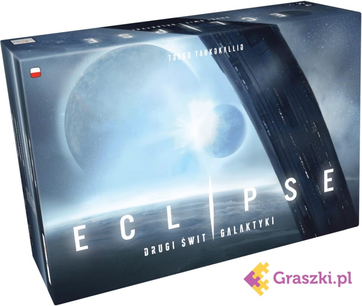 Przedsprzedaż Eclipse: Drugi świt galaktyki // darmowa dostawa od 249.99 zł // wysyłka do 24 godzin! // odbiór osobisty w Opolu